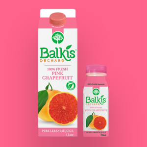 Balkis Juice Pink Grapefruit