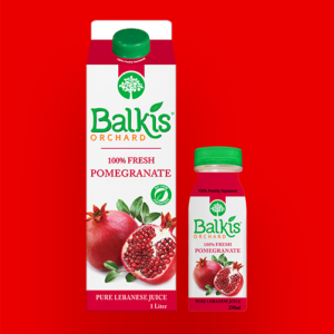 Balkis Juice Pomegranate