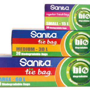 Sanita Tie Bag Biodegradable
