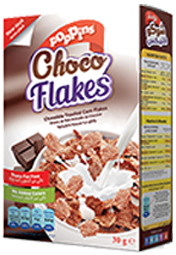 Poppins Choco Flakes