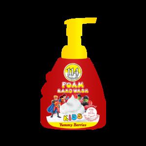 Amatoury 114 Hand Wash Kids Yummy Berries
