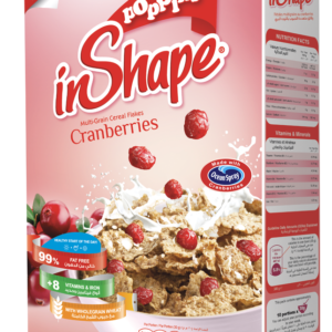 Poppins InShape Red Fruits