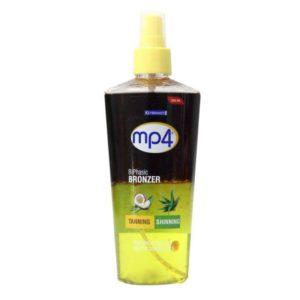 MP4 Tanning Oil Biphasic Bronzer Tahiti