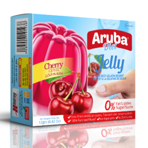 Aruba Jelly Sugar Free Cherry