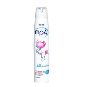 MP4 Deodorant Spray Attraction