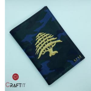 Craft It Passport Cover Cedar Logo