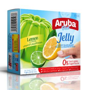 Aruba Jelly Sugar Free Lemon