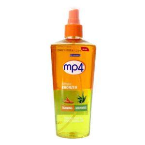 MP4 Tanning Oil Biphasic Bronzer Beta Carotene
