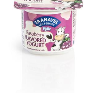 Taanayel Kidiz Raspberry Yoghurt