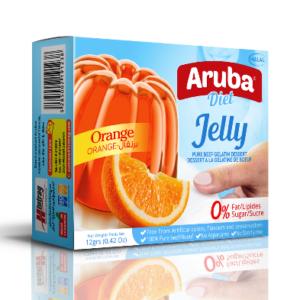 Aruba Jelly Sugar Free Orange