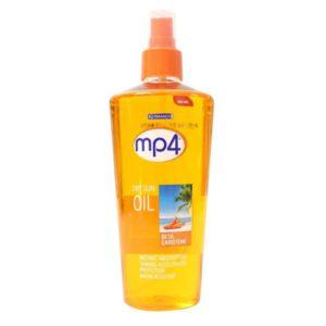 MP4 Tanning Oil Dry Sun Oil Beta Carotene