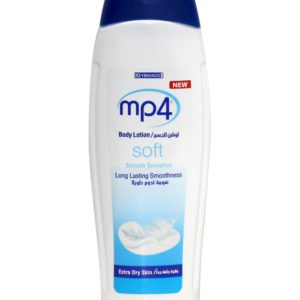 MP4 Body Lotion Soft