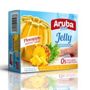 Aruba Jelly Sugar Free Pineapple