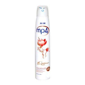 MP4 Deodorant Spray Elegance