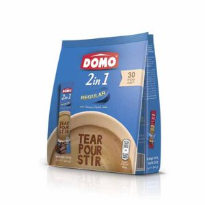 Domo Instant Coffee 2 in 1