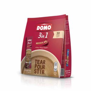 Domo Instant Coffee 3 in 1