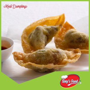 Tony's Food Meat Dumplings