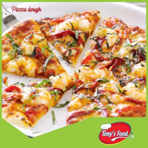 Tony's Food Pizza Dough