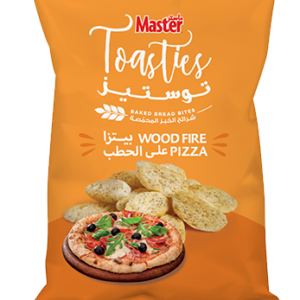 Master Toasties Wood Fire Pizza