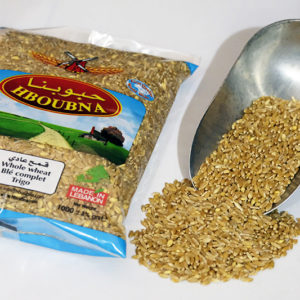 Hboubna Whole Wheat
