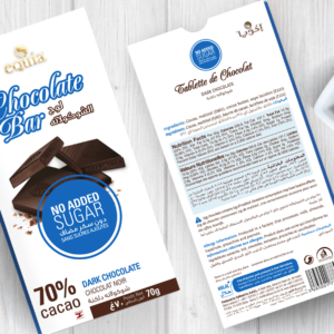 Equia Dark chocolate Bar