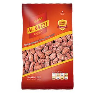 Al Kazzi Salted Peanuts