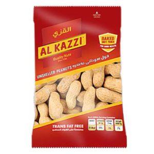 Al Kazzi Unshelled Peanuts