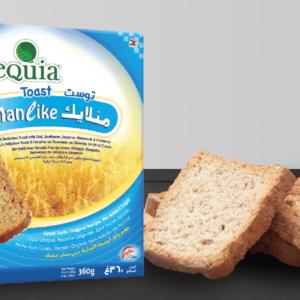 Equia Manlike toast