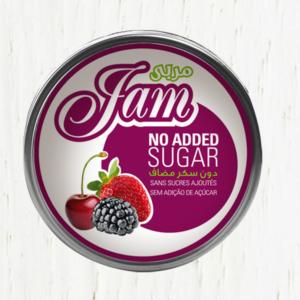 Equia Red fruit jam
