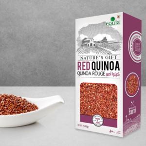 Equia Red Quinoa