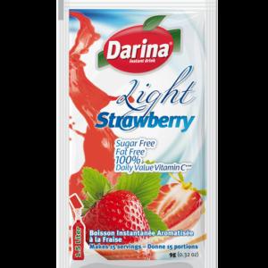 Darina Instant Drink Light Strawberry