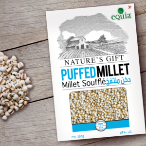 Equia Puffed Millet