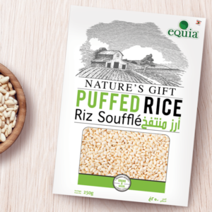 Equia Puffed Rice