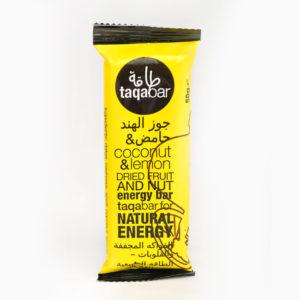 Taqa Coconut Lemon Taqabar