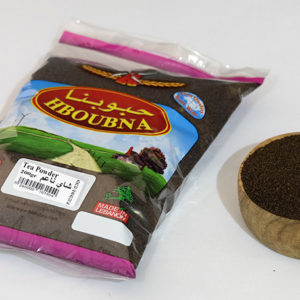 Hboubna Tea Powder
