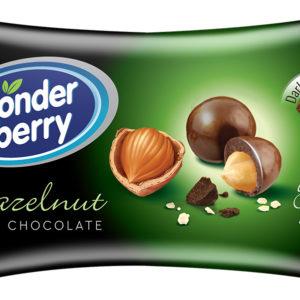 Wonder Berry Dark Chocolate coated Hazelnut