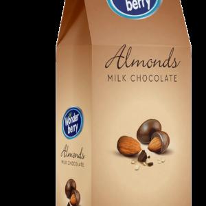 Wonder Berry Milk Chocolate coated Almond (Bag)