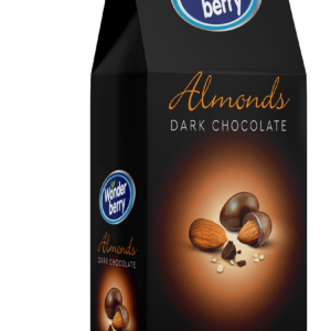 Wonder Berry Dark Chocolate coated Almond (Bag)