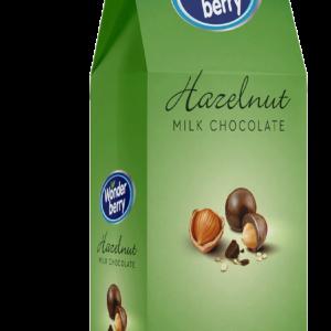 Wonder Berry Milk Chocolate coated Hazelnut (Bag)