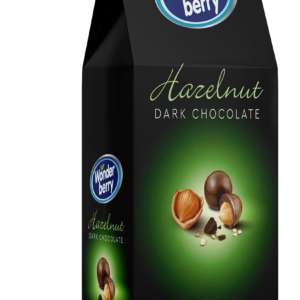 Wonder Berry Dark Chocolate coated Hazelnut (Bag)