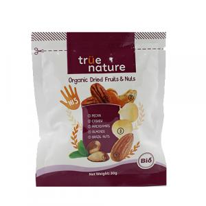 True Nature Organic Trail Mixed HI5