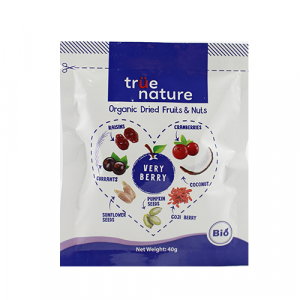 True Nature Organic Trail Mixed Very Berry