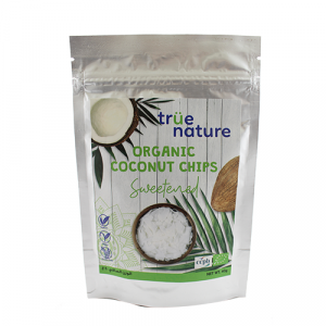 True Nature Sweetened Coconut Chips