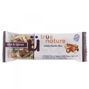 True Nature Organic Nuts & Spices Bar