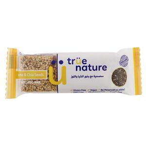 True Nature Organic Sesame & Chia Bar