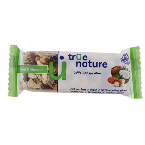 True Nature Organic Coconut & Almond Bar