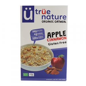 True Nature Organic Oat Meal Apple Cinnamon