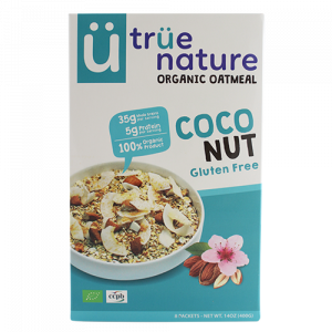 True Nature Organic Oat Meal Coconut
