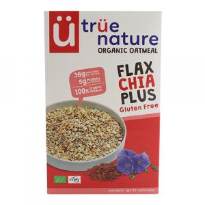 True Nature Organic Oat Meal Flaxseed Chia Plus