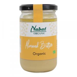 Nabat Organic Almond Butter (White)